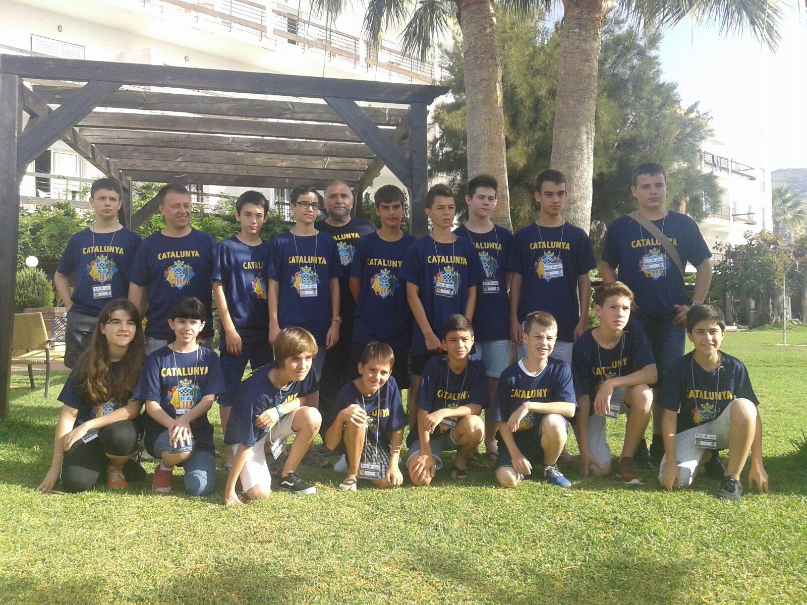 Delegación Catalana Sub14